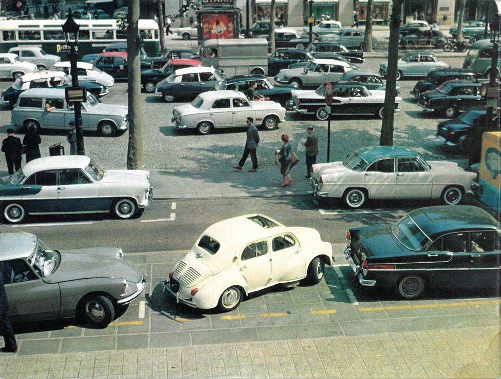 Renault 4 CV 1960 08