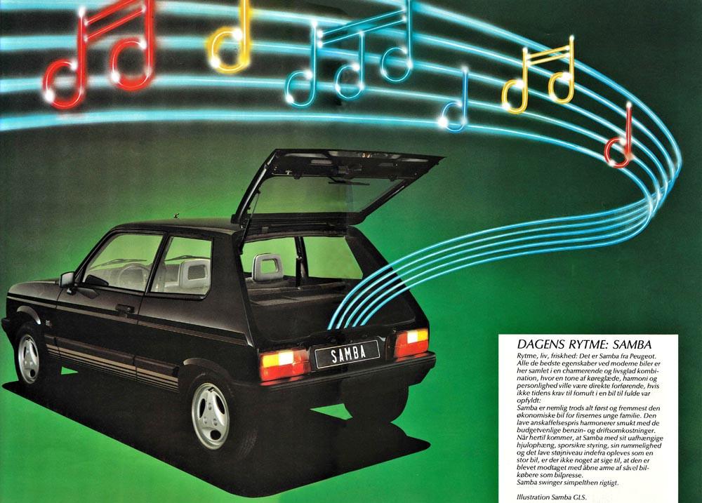 1984 Talbot Samba 0203 11