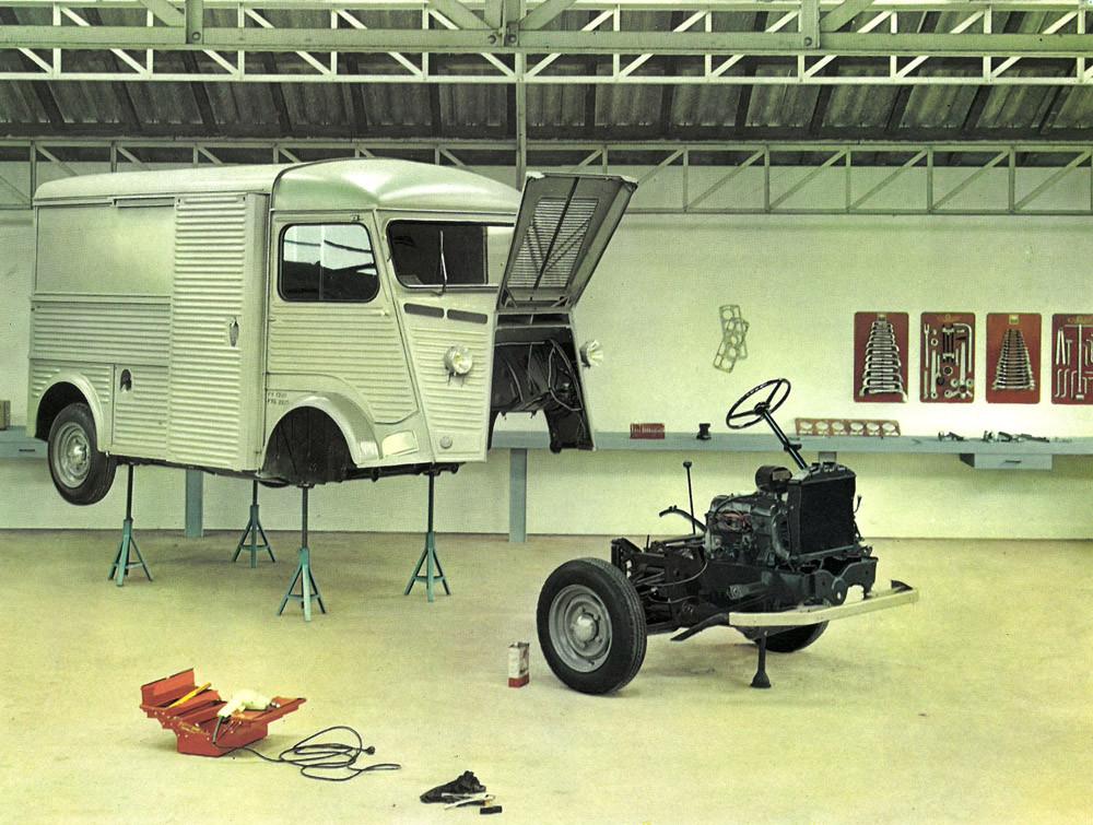 1964 Citroen H 05