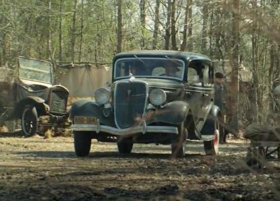 The Higwaymen. Хорошая, правильная охота на Бонни  и Клайда.