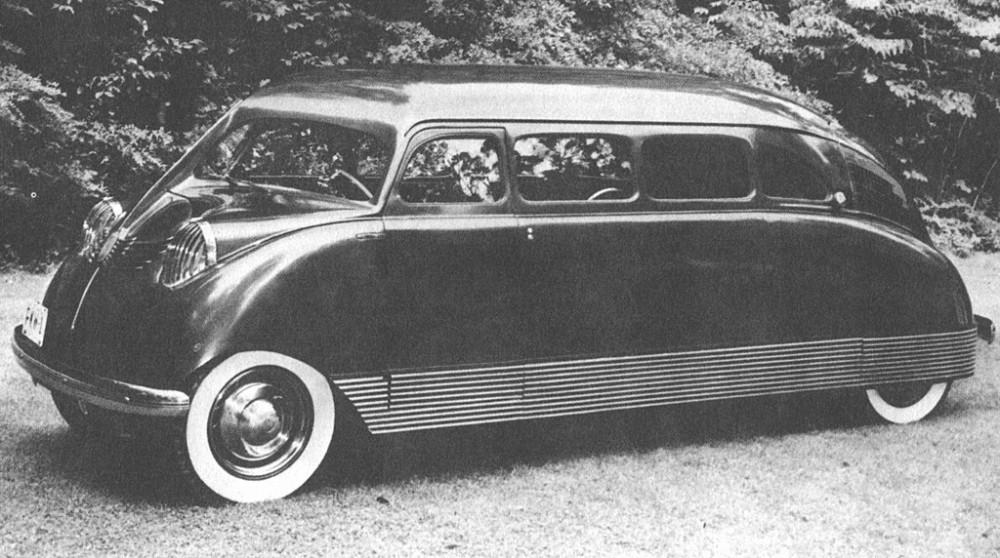 1935 stout scarab