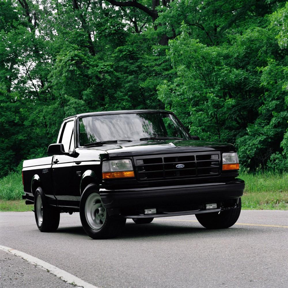Верхом на молнии Ford F150