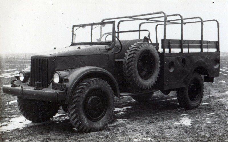 ГАЗ-НИИАП-2