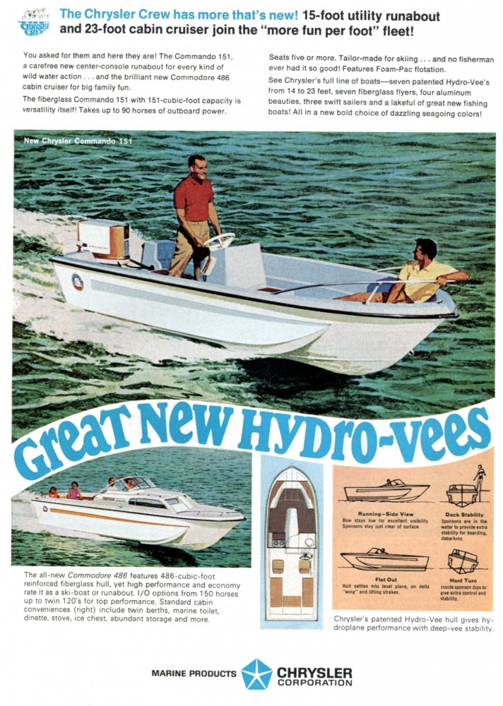 1968-Great-New-Hydro-Vees.-Marine-Products.-Chrysler-Corporation