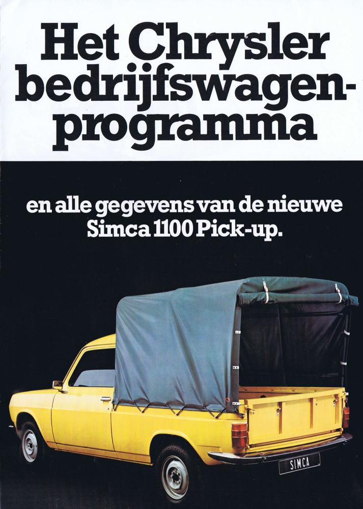 Chrysler Simca commercials 01