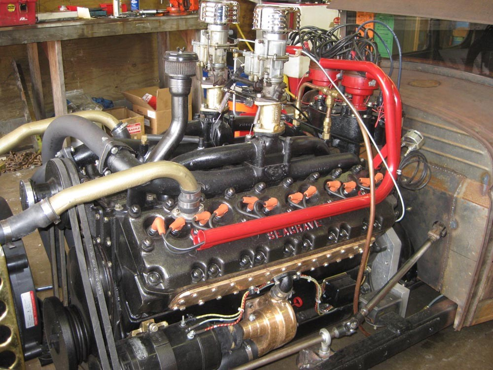 model A with Seagrave engine 006