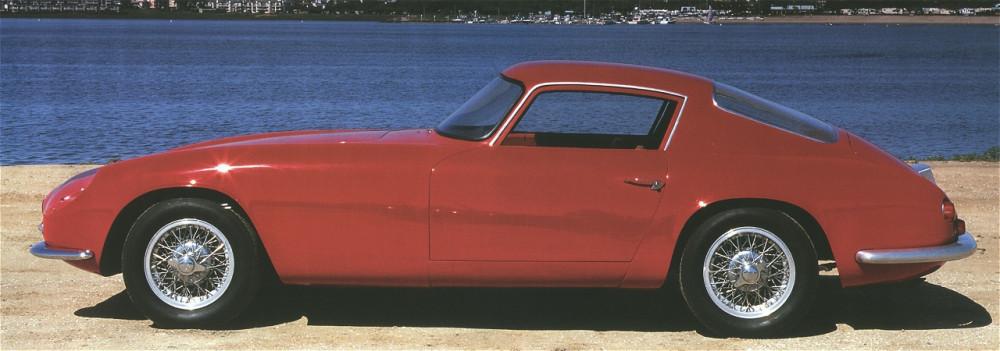 1959 Chevrolet Corvette by Scaglietti