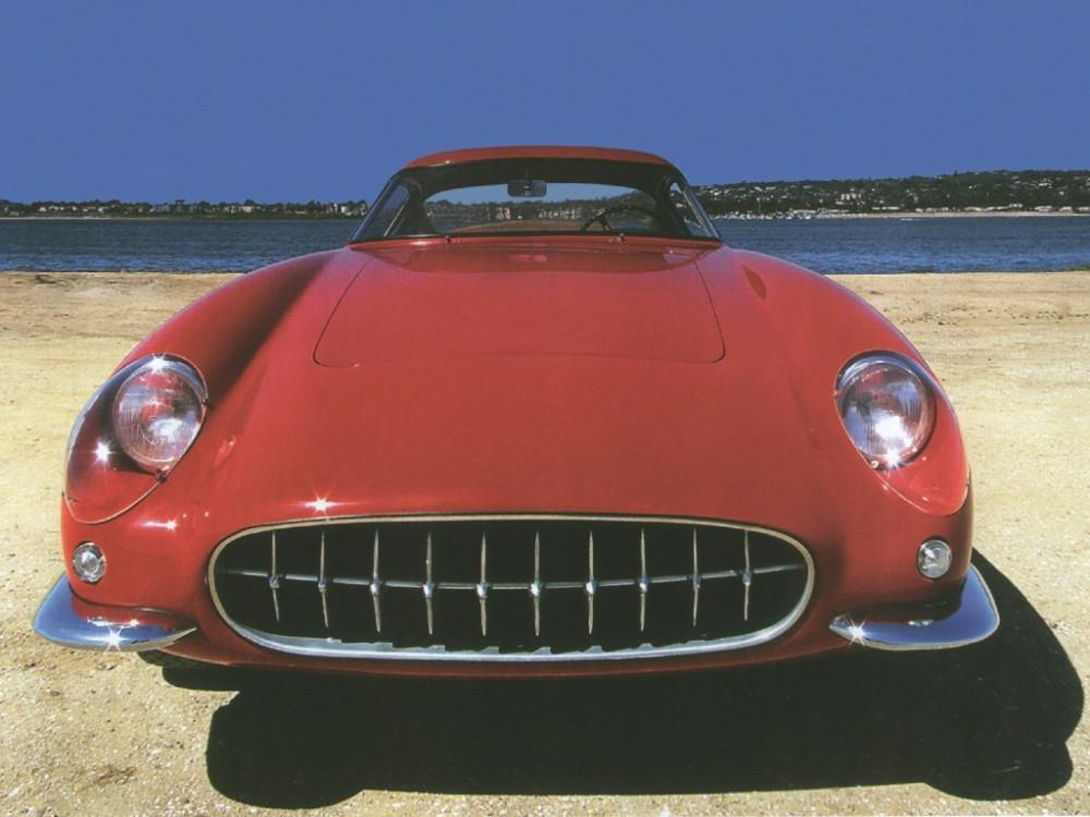 1959 Chevrolet Corvette by Scaglietti-fv