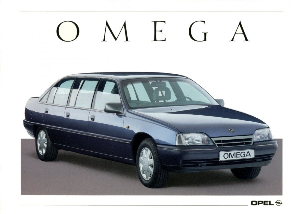 OPEL Omega 6 doors 88 -001