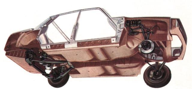 Rover 2000 4