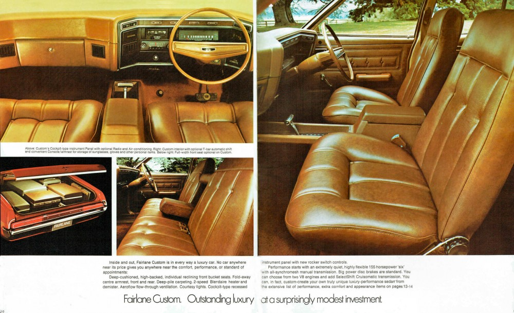 1972 Ford Fairlane ZF-10-11