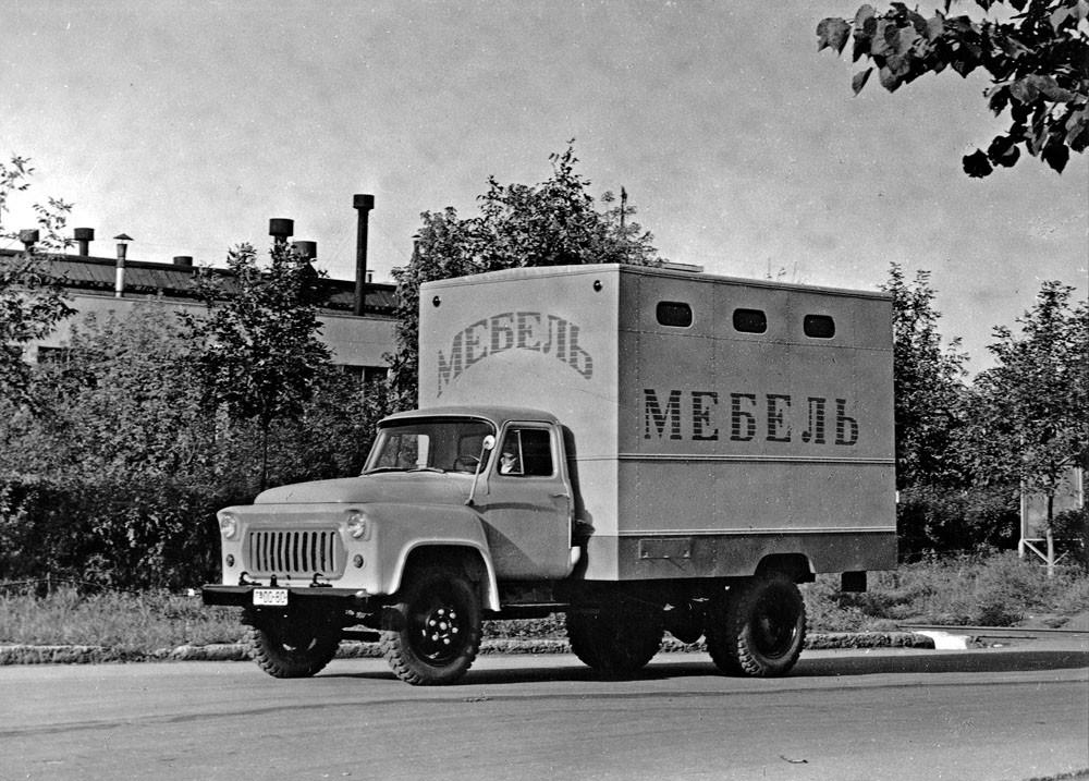 ГАЗ-52 ГЗСА