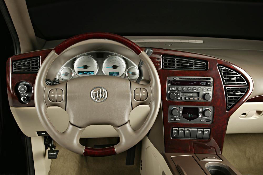 2004 Buick Rendezvous Ultra22