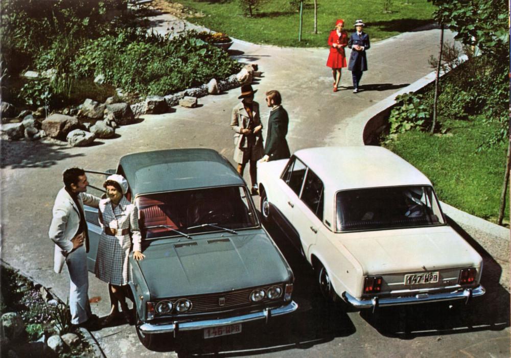 1969 Polski Fiat 125p p8r