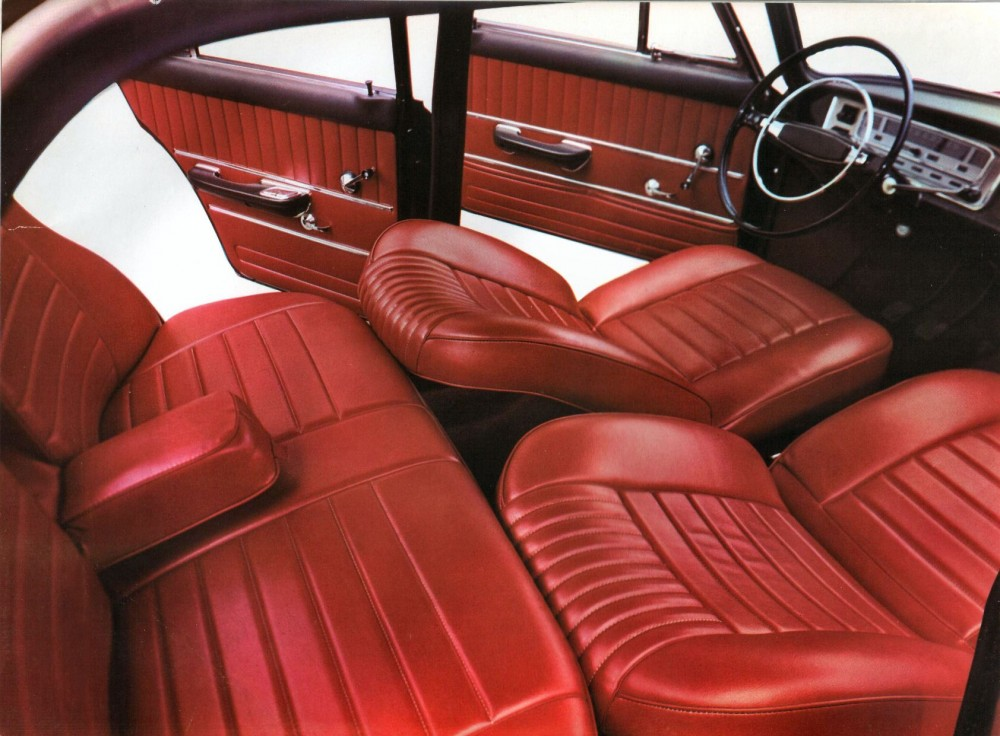 1969 Polski Fiat 125p p3r