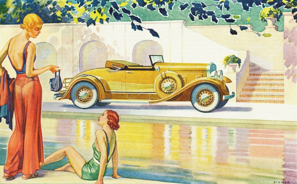 1931 Franklin Series 15 DeLuxe Roadster