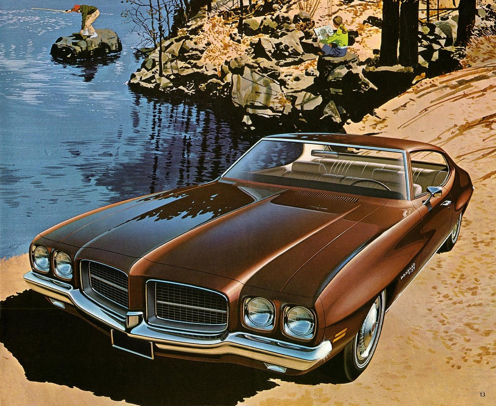 1971 Pontiac LeMans  Cdn -13