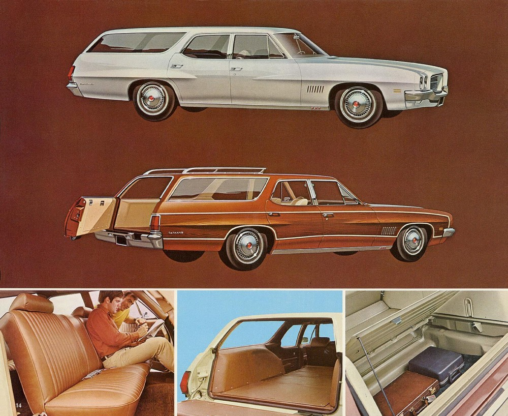 1971 Pontiac LeMans Cdn -14
