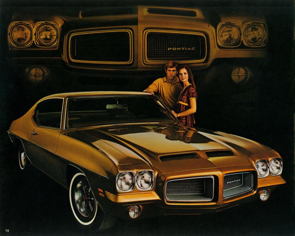 1972 Pontiac LeMans Cdn -10