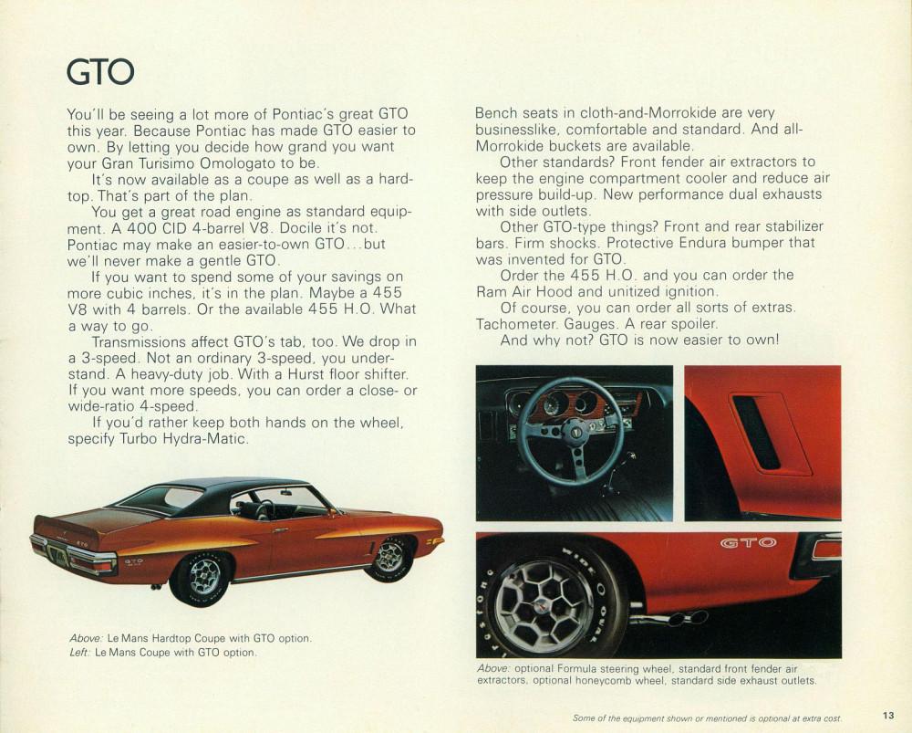1972 Pontiac LeMans  Cdn -13