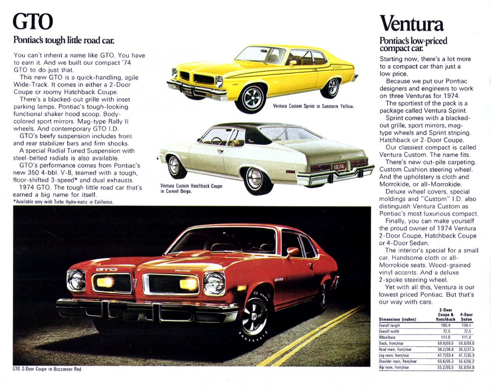 1974 Pontiac Full Line-10