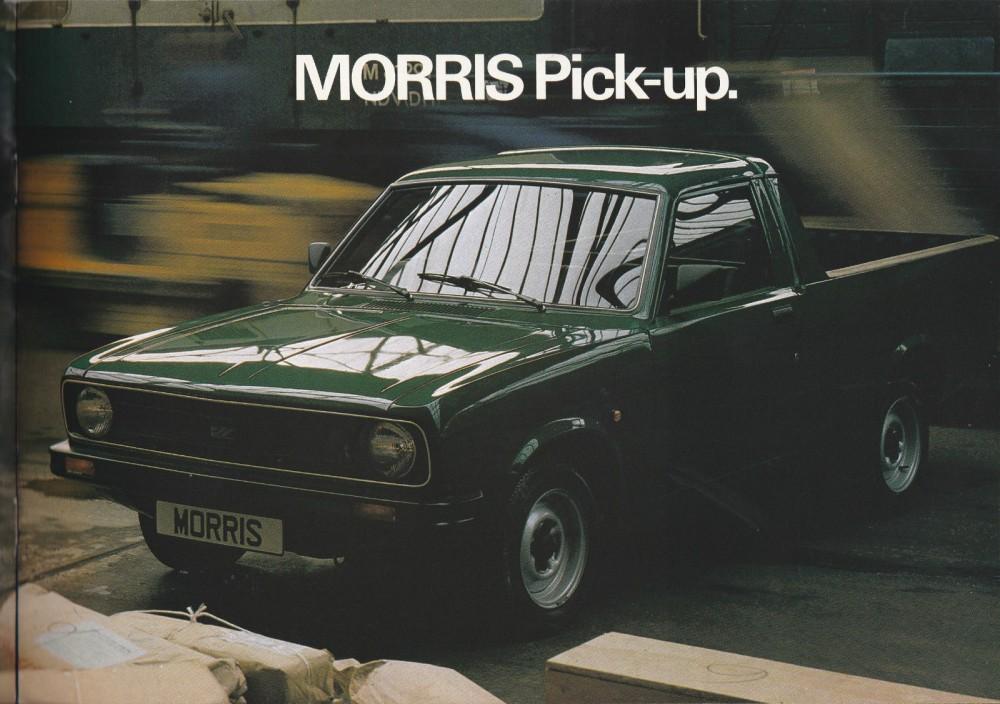 1979 Morris Vans Pick-up (3)