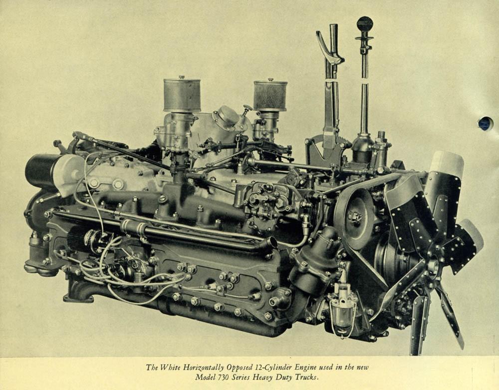 Супердвигатели для супер грузовиков