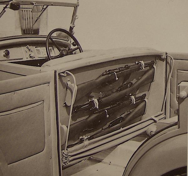Lancia Aprilia Coloniale.
