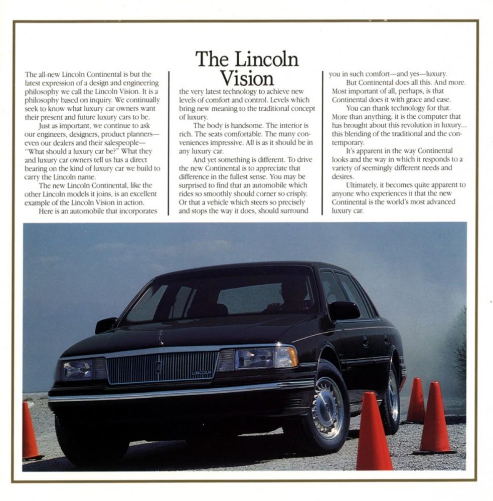 1988 Lincoln Continental Portfolio-14