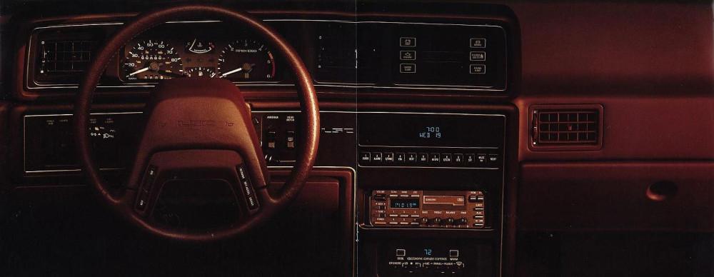 1988 Lincoln Mark VII-09-10