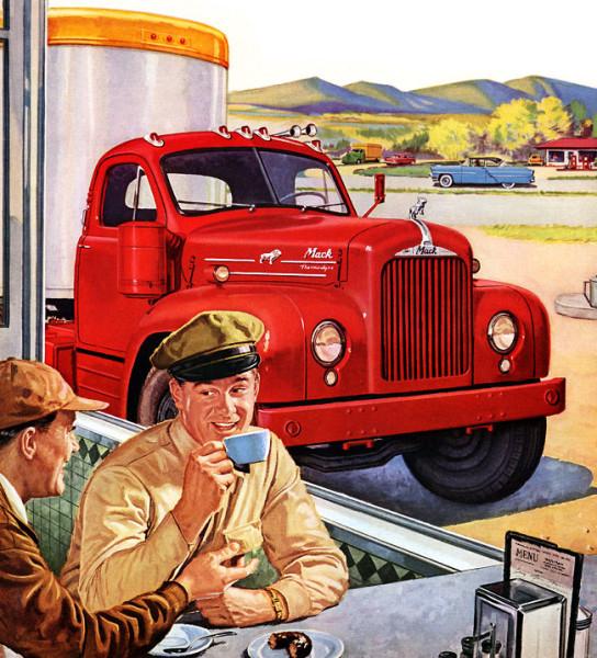 1955MackThermodyneDiesels