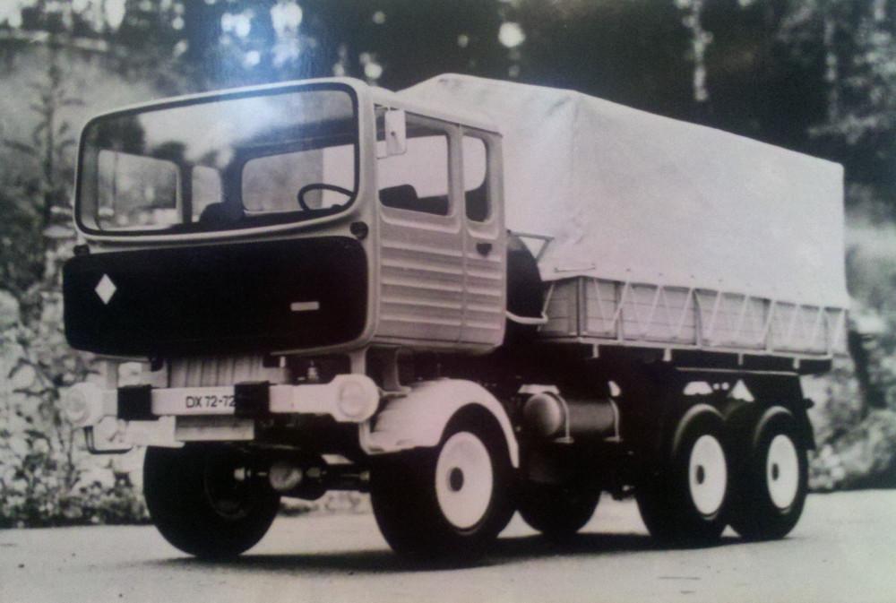 IFA L60 эволюция