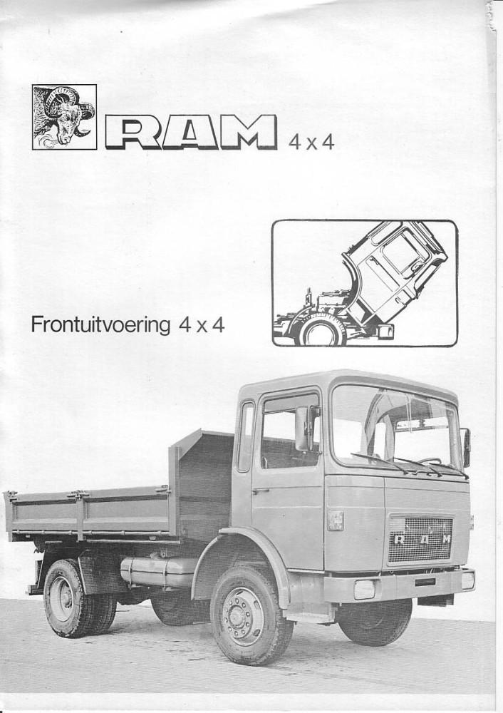 Dodge RAM уже не тот
