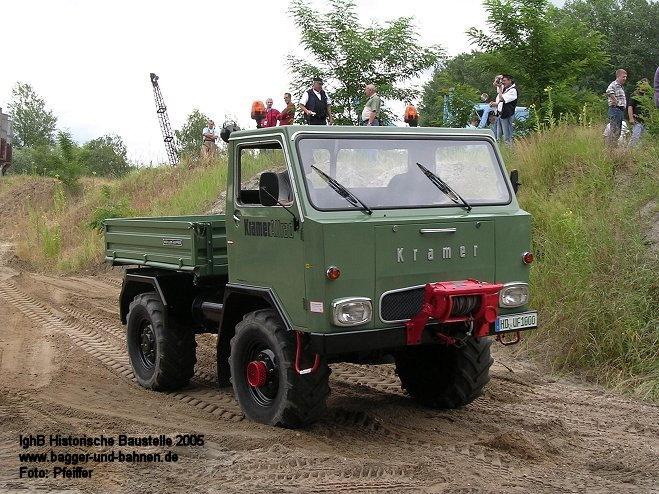 Kramer UF900