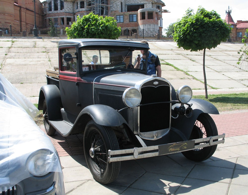 Ford-A 1931 года