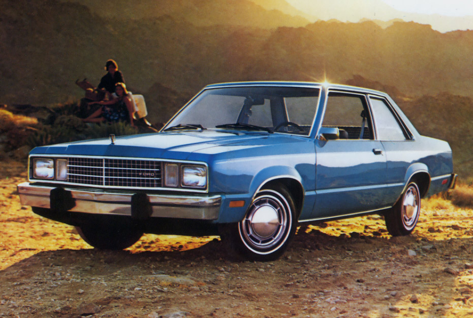 1978 Ford Fairmont 2-dr Sedan Accent =LF=01