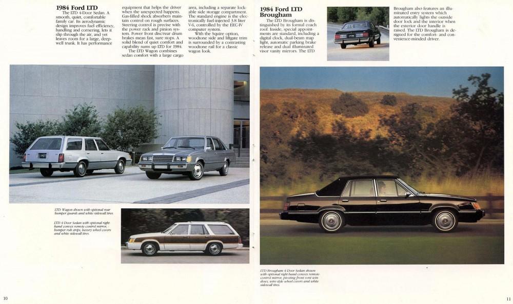 1984 Ford LTD-10-11
