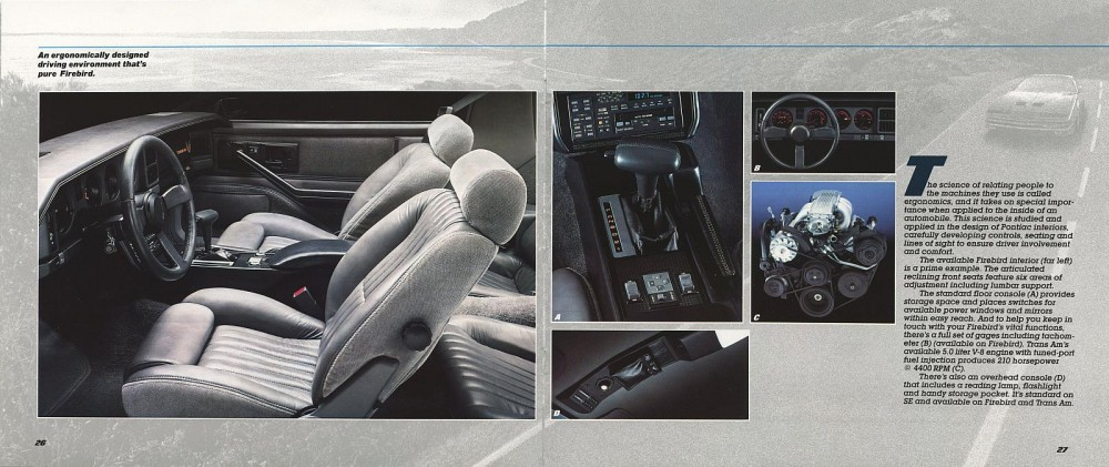 1985 Pontiac Full Line Prestige-26-27