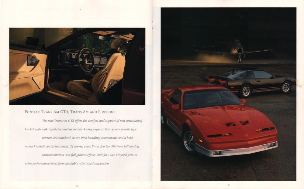 1987 Pontiac Full Line Prestige-30-31