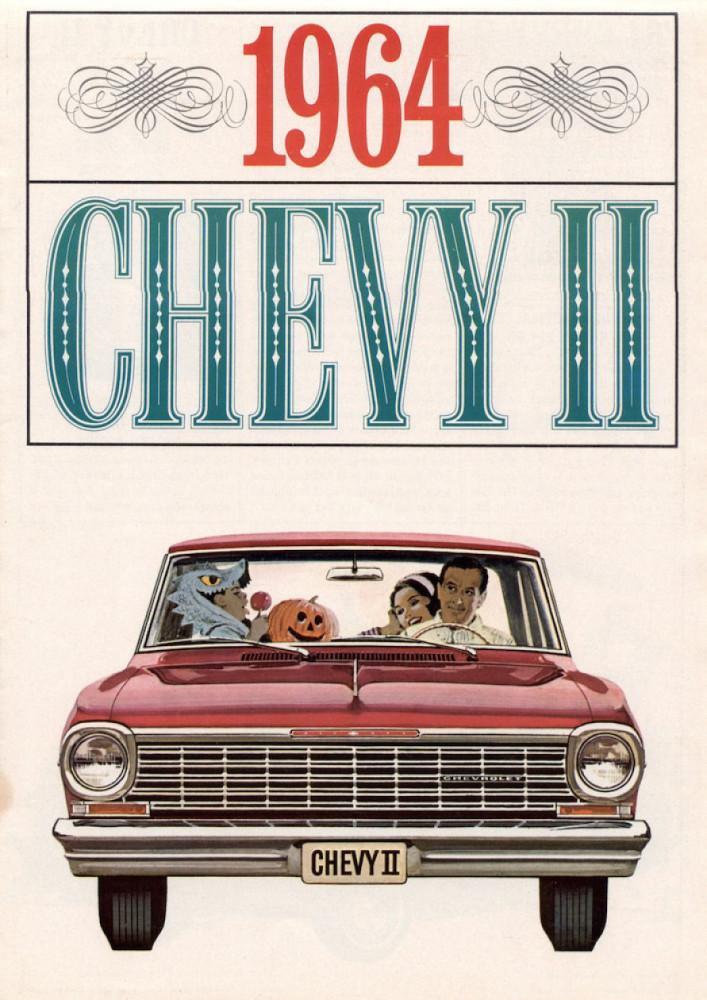 """Chevy Nova. Это вам не """"Волга"""". (Часть 2)."""