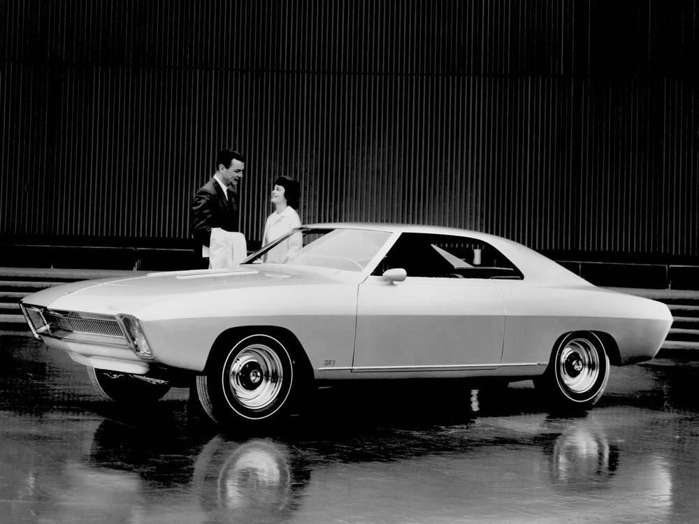 Chevrolet Chevy II Super Nova Concept '1964