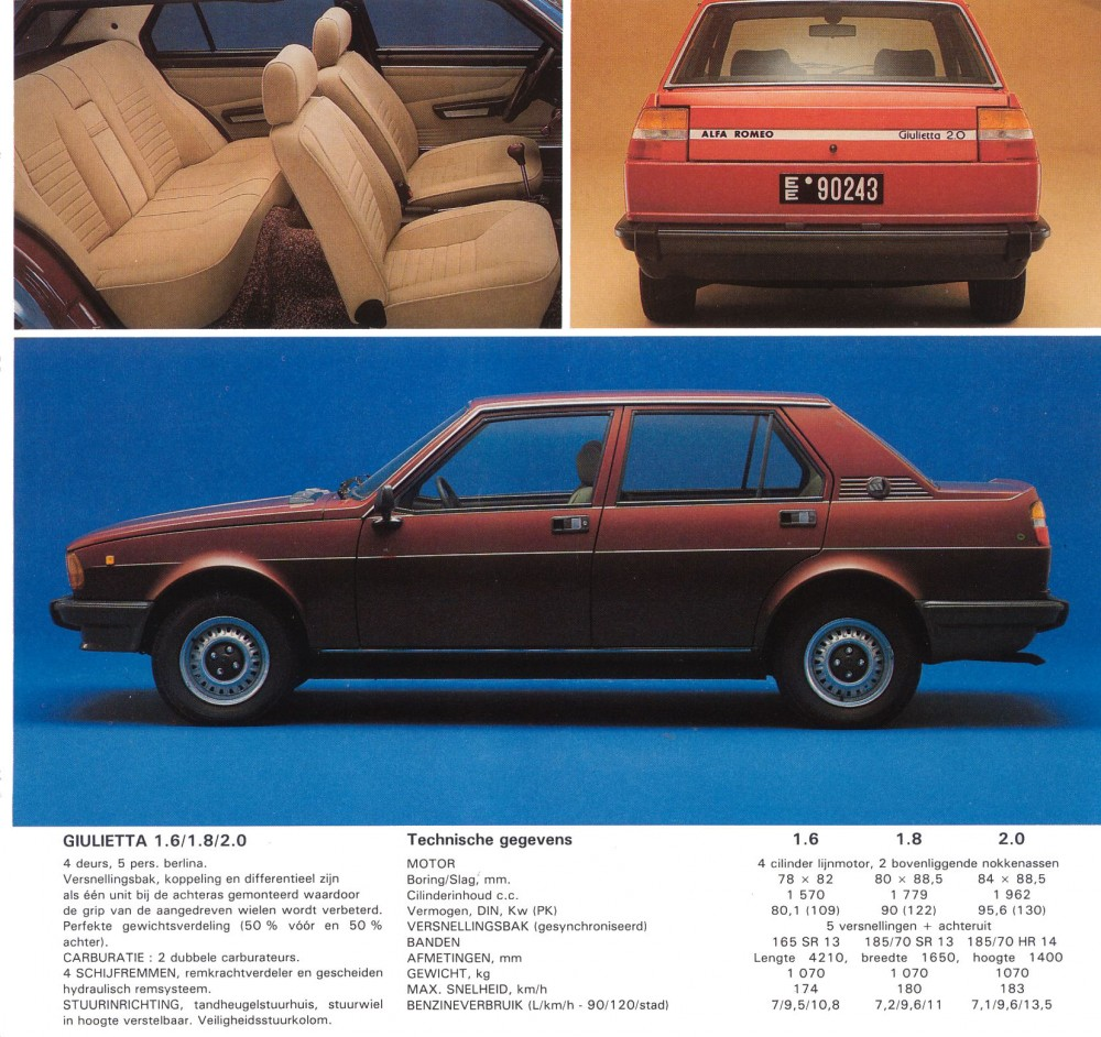 Alfa Romeo 198107