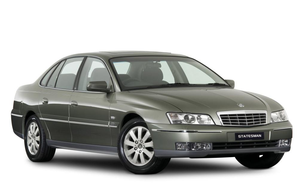 2004 Holden WL Statesman