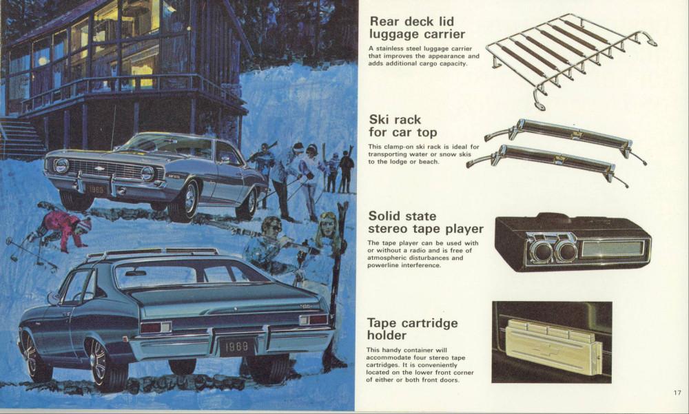 1969 Chevrolet Nova  amp  Camaro Acc-17