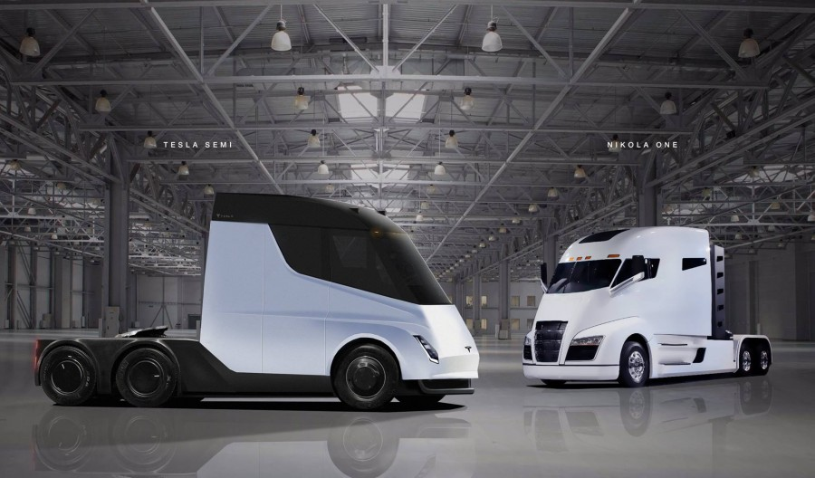 the-tesla-semi-and-nikola-one