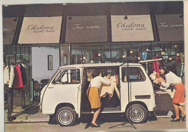 1964 Subaru Sambar 360 Pickup