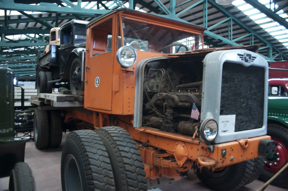 1931 FWD 5 Ton 4x4