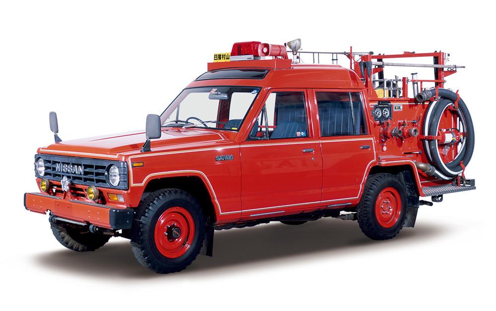 Safari Double-cab 1986