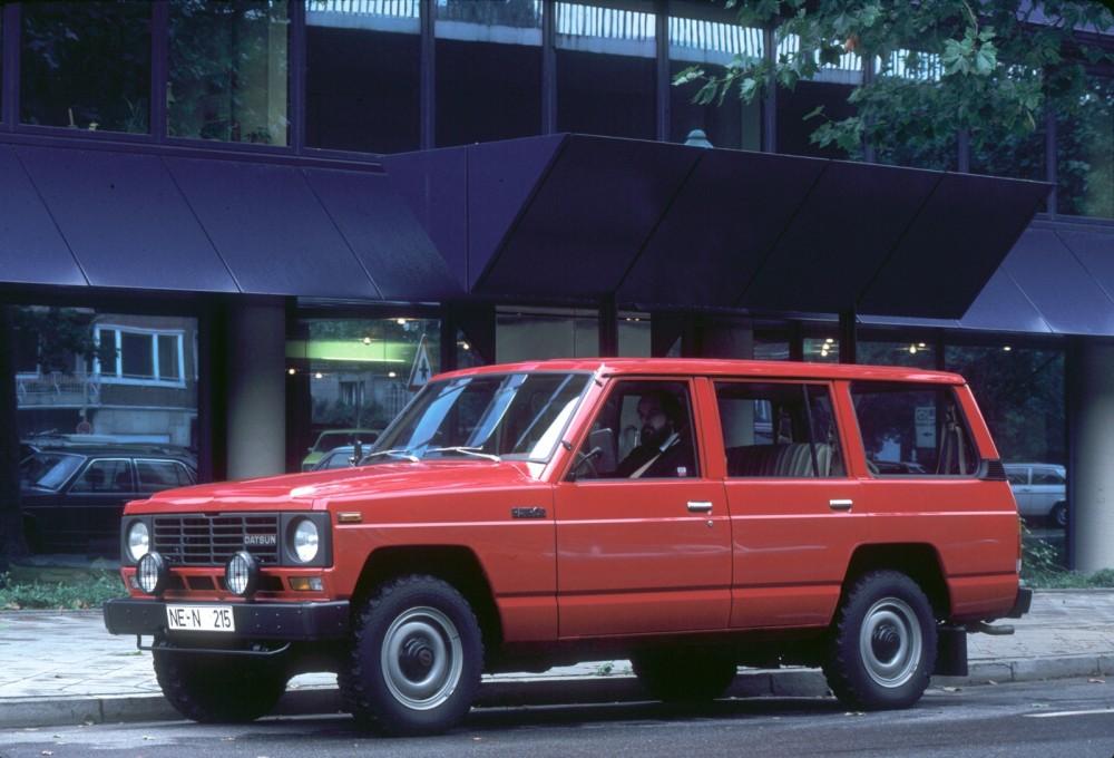 Datsun_Patrol_1981