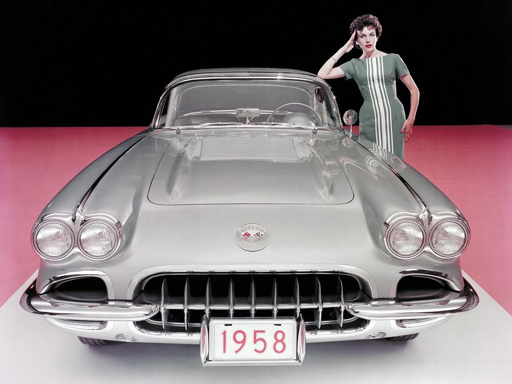 1958 Corvette Convertible 251618